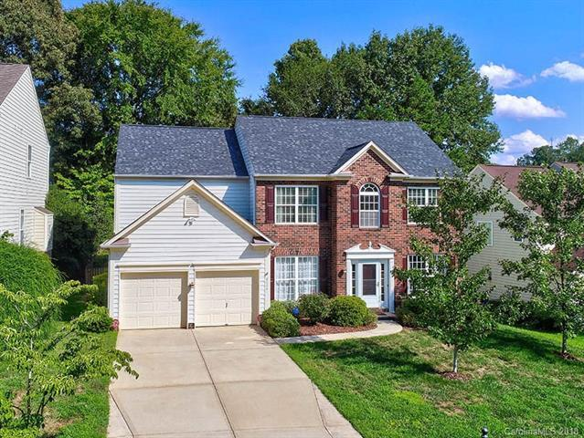 8006 Sandowne Lane, Huntersville, NC 28078 (#3423130) :: Exit Mountain Realty