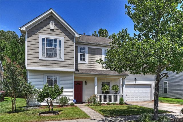 8132 Rolling Meadows Lane, Huntersville, NC 28078 (#3423139) :: The Ramsey Group