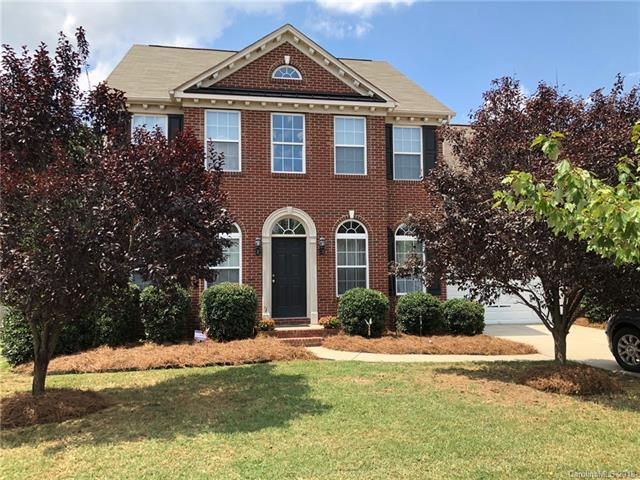 1810 Seefin Court, Indian Trail, NC 28079 (#3423165) :: The Ramsey Group