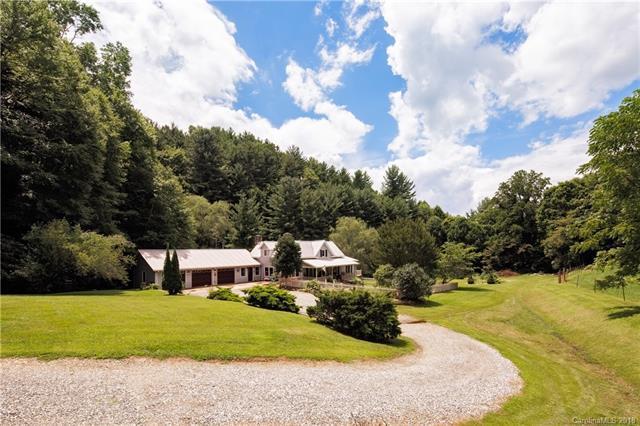 500 Mountain View Road, Hot Springs, NC 28743 (#3423176) :: Robert Greene Real Estate, Inc.