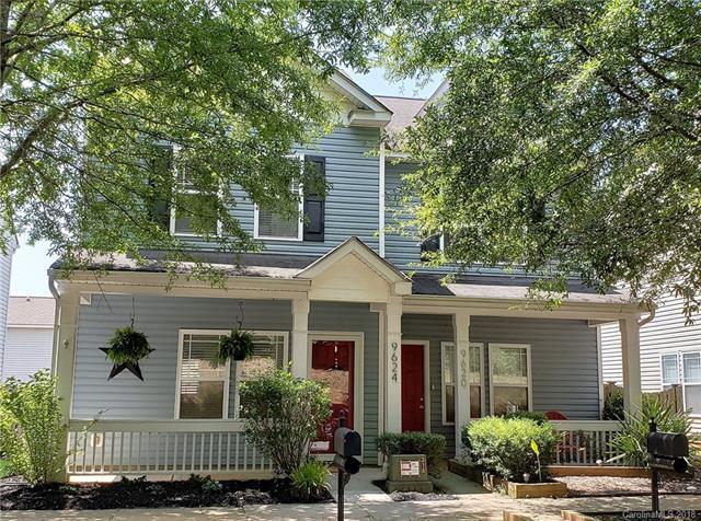 9624 Mendenhall View Drive, Huntersville, NC 28078 (#3423250) :: High Performance Real Estate Advisors