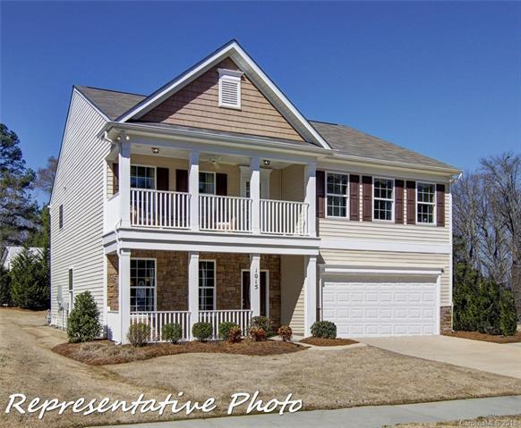 4360 Falls Lake Drive SW Lot 34, Concord, NC 28025 (#3423264) :: The Ramsey Group