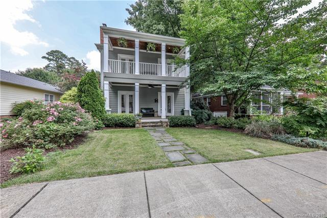 1640 Club Road, Charlotte, NC 28205 (#3423338) :: Stephen Cooley Real Estate Group