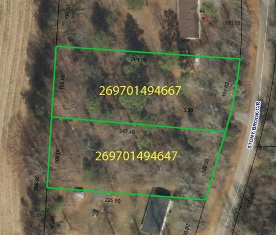 3317 Stony Brook Circle, Newton, NC 28658 (#3423390) :: Cloninger Properties