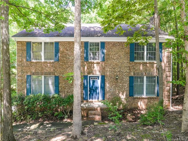 7305 Willow Creek Drive, Charlotte, NC 28270 (#3423449) :: The Ramsey Group