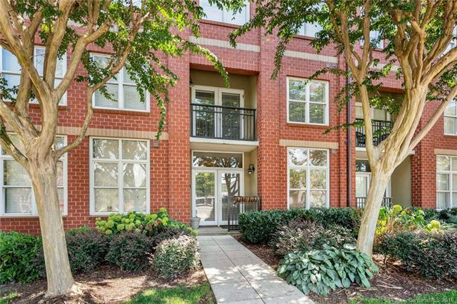 1320 Fillmore Avenue #107, Charlotte, NC 28203 (#3423520) :: Caulder Realty and Land Co.
