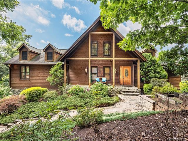 132 Buffalo Trail, Asheville, NC 28805 (#3423556) :: Odell Realty