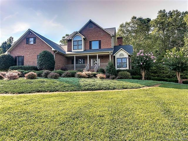 2661 Claremont Road, Newton, NC 28658 (#3423560) :: High Performance Real Estate Advisors