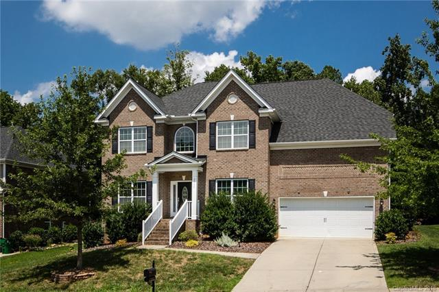 2930 Bridle Brook Way, Charlotte, NC 28270 (#3423600) :: The Ramsey Group