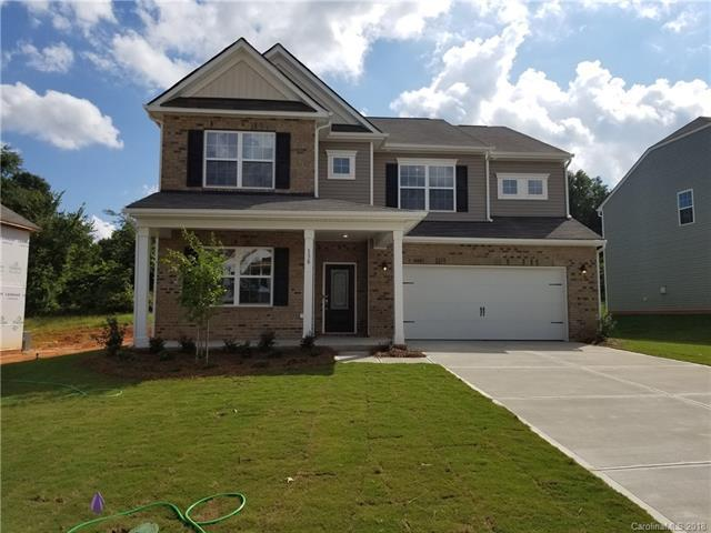 138 Eden Avenue #11, Mooresville, NC 28115 (#3423605) :: Odell Realty Group