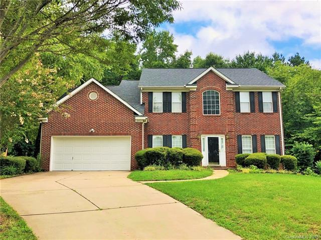 12717 Mcginnis Woods Drive, Huntersville, NC 28078 (#3423646) :: Odell Realty Group