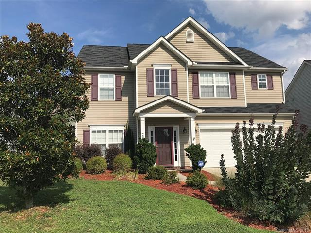 465 Clearwater Drive NW, Concord, NC 28027 (#3423749) :: Zanthia Hastings Team