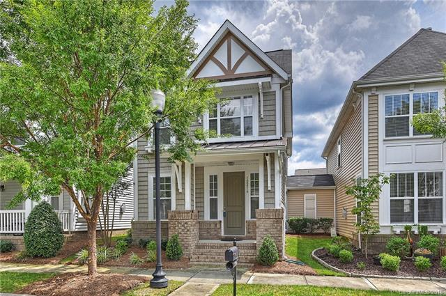 12216 Monteith Grove Drive, Huntersville, NC 28078 (#3423760) :: Odell Realty Group