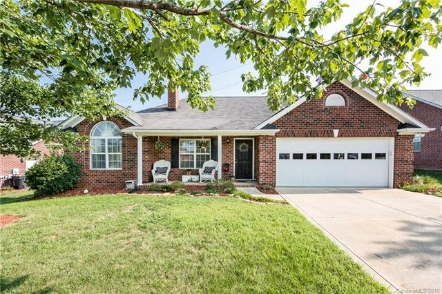 3351 Flagler Circle, Midland, NC 28107 (#3423789) :: The Ramsey Group