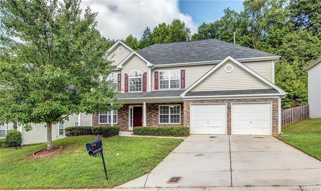 5223 Sunriver Road, Gastonia, NC 28054 (#3423835) :: Exit Mountain Realty