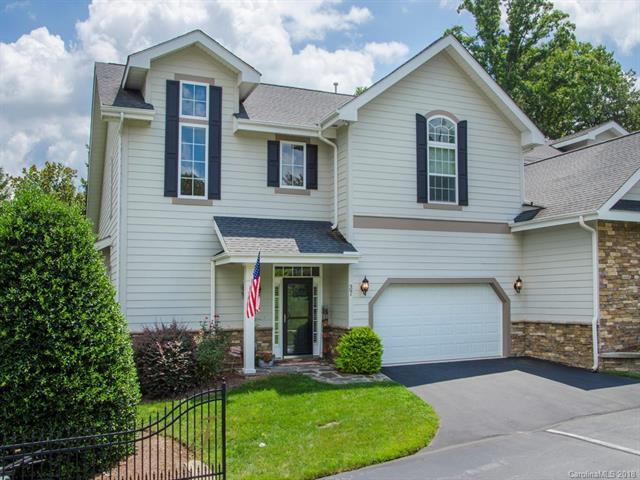37 Towne Place Drive, Hendersonville, NC 28792 (#3423902) :: High Performance Real Estate Advisors
