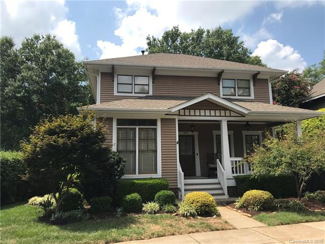 512 Olmsted Park Place, Charlotte, NC 28203 (#3423905) :: High Performance Real Estate Advisors