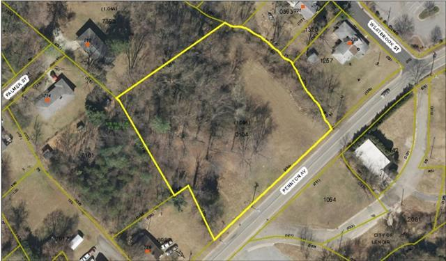 0 Pennton Avenue NW, Lenoir, NC 28645 (#3423937) :: High Performance Real Estate Advisors