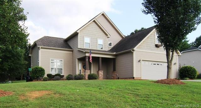 1408 Trull Place, Monroe, NC 28110 (#3423941) :: Odell Realty Group