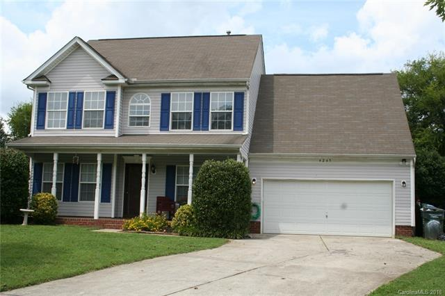 4245 Barley Street SW, Concord, NC 28027 (#3423983) :: Odell Realty Group