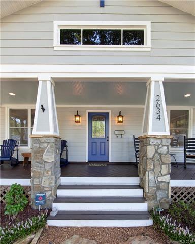 2634 Duncan Avenue, Charlotte, NC 28205 (#3423987) :: Stephen Cooley Real Estate Group