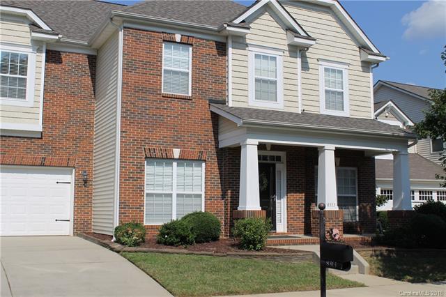 8313 Cottsbrooke Drive, Huntersville, NC 28078 (#3424028) :: The Ramsey Group
