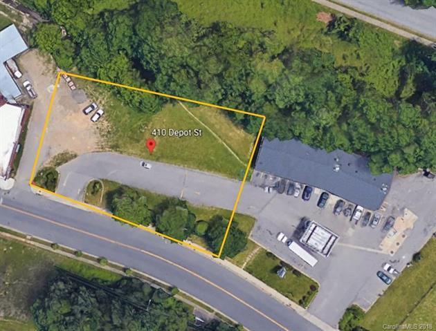 410 Depot Street, Asheville, NC 28801 (#3424103) :: Century 21 First Choice
