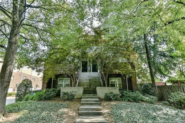1505 Ranlo Avenue #2, Charlotte, NC 28204 (#3424109) :: The Ramsey Group