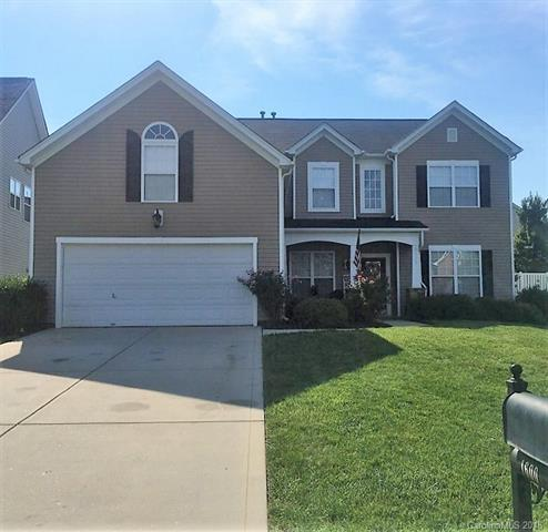 1600 Bay Meadows Avenue, Concord, NC 28027 (#3424135) :: The Sarver Group