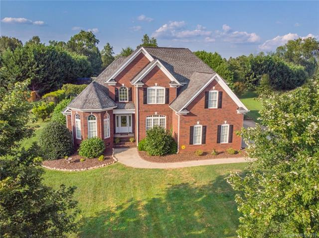 412 Crowders Bluff Court, Clover, SC 29710 (#3424152) :: Phoenix Realty of the Carolinas, LLC