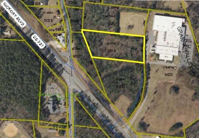 V/L Hickory Boulevard, Hudson, NC 28638 (#3424173) :: The Ramsey Group