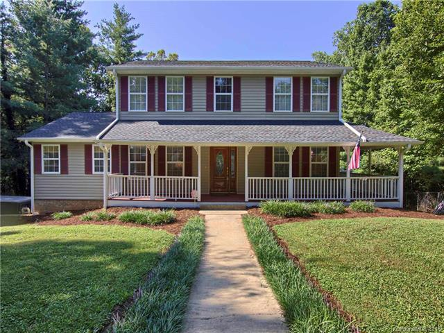4 Dorman Drive, Weaverville, NC 28787 (#3424219) :: Rowena Patton's All-Star Powerhouse powered by eXp Realty LLC