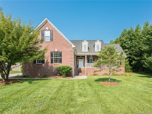 2411 Stoney Run Drive, Oakboro, NC 28129 (#3424277) :: High Performance Real Estate Advisors