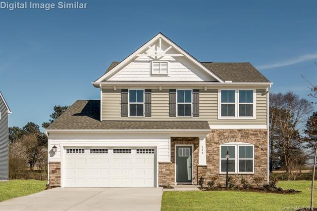 10281 October Glory Way #166, Harrisburg, NC 28075 (#3424284) :: The Andy Bovender Team