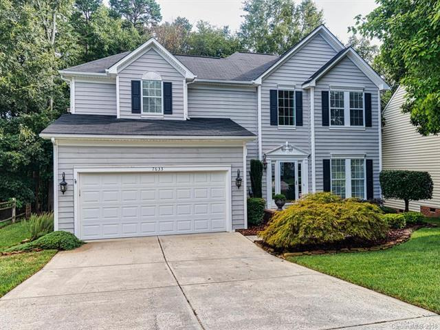 7633 Lady Bank Drive, Charlotte, NC 28269 (#3424462) :: The Ramsey Group