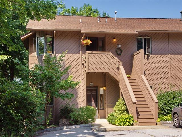 305 Piney Mountain Drive O1, Asheville, NC 28805 (#3424517) :: High Performance Real Estate Advisors