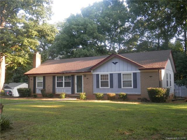 8701 Deerwood Road, Charlotte, NC 28214 (#3424522) :: The Sarver Group
