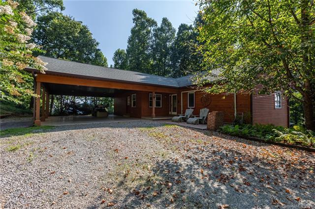 110 Bear Mountain Drive #802, Old Fort, NC 28762 (#3424527) :: High Performance Real Estate Advisors