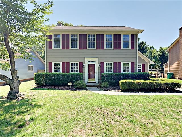 3109 Old House Circle, Matthews, NC 28105 (#3424606) :: The Ramsey Group
