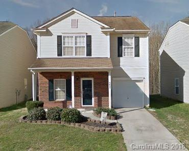 8409 Ainsworth Street, Charlotte, NC 28216 (#3424610) :: The Sarver Group