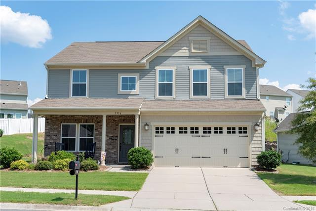 1316 Farm Branch Drive, Concord, NC 28027 (#3424636) :: The Ramsey Group