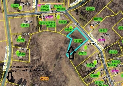 0000 Woodgate Road, Lincolnton, NC 28092 (#3424719) :: Mossy Oak Properties Land and Luxury