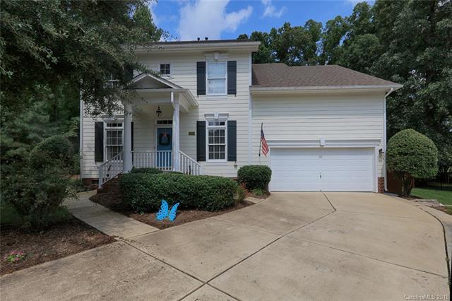 15805 Cordelia Oaks Lane, Huntersville, NC 28078 (#3424727) :: Zanthia Hastings Team
