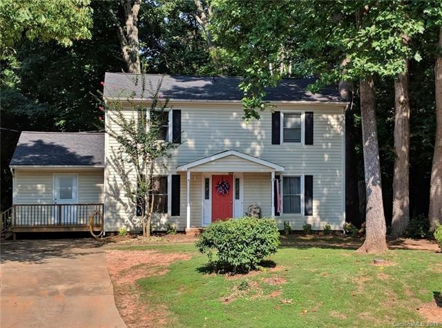 570 Scaleybark Road, Rock Hill, SC 29732 (#3424734) :: High Performance Real Estate Advisors