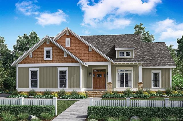 000 Harbinger Way #1, Asheville, NC 28803 (#3424750) :: The Ramsey Group