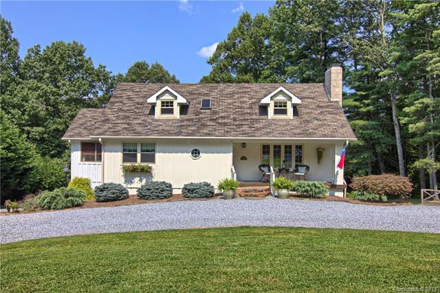 107 Never Blue Road, Flat Rock, NC 28731 (#3424778) :: RE/MAX Four Seasons Realty