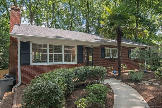 4209 Waterbury Drive, Charlotte, NC 28209 (#3424794) :: The Sarver Group