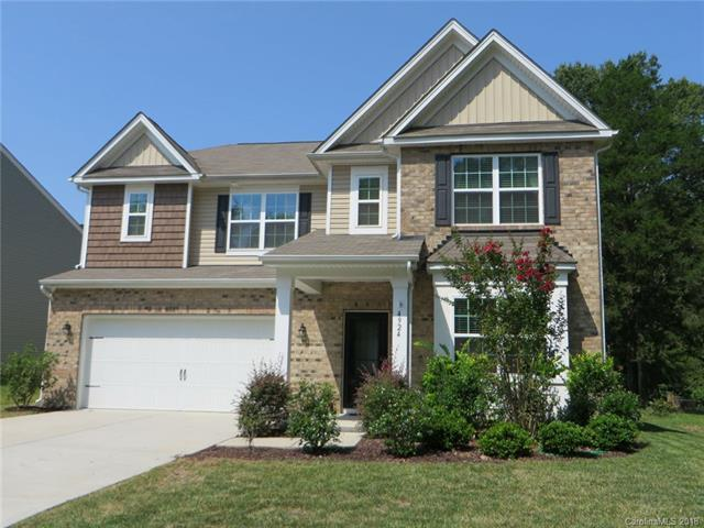 4924 Riverdale Drive, Charlotte, NC 28273 (#3424864) :: The Ramsey Group