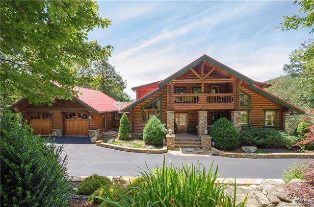 574 Leatherwood Drive, Maggie Valley, NC 28751 (#3424906) :: Puffer Properties