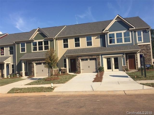 306 Pond Place Lane 1011F, Stallings, NC 28104 (#3424912) :: High Performance Real Estate Advisors